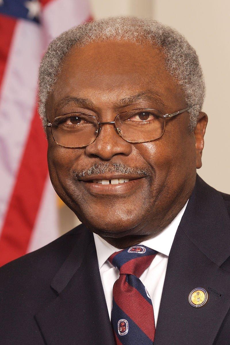 Congressman (SC)  James E. Clyburn