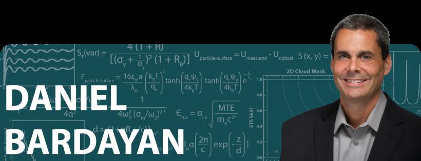 Daniel Bardayan: Then and Now / Early Career Award Winner
