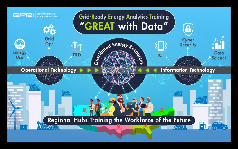 EPRI Great with Data Illustration