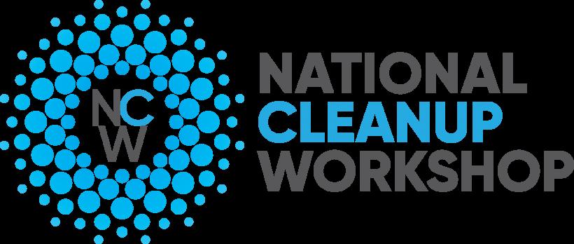 National Cleanup Workshops Logo