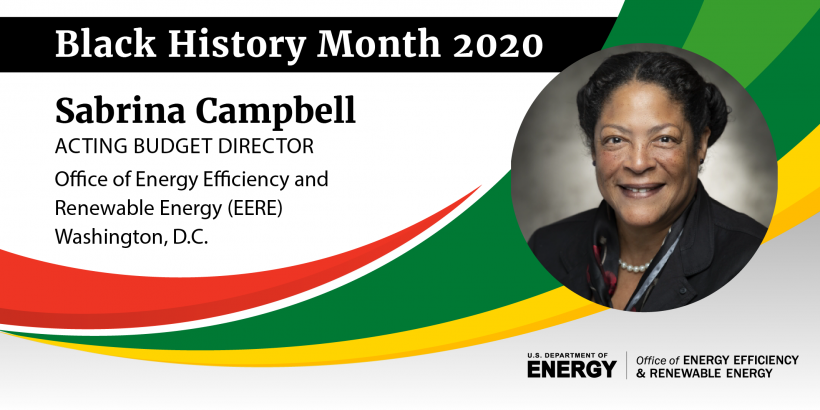 sabrina campbell black history month twitter