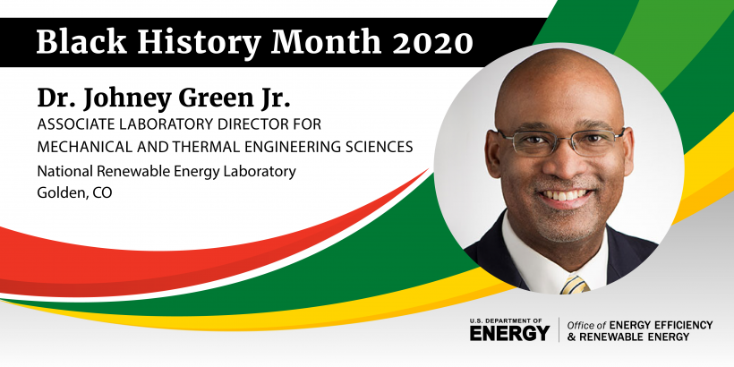 johney green black history month