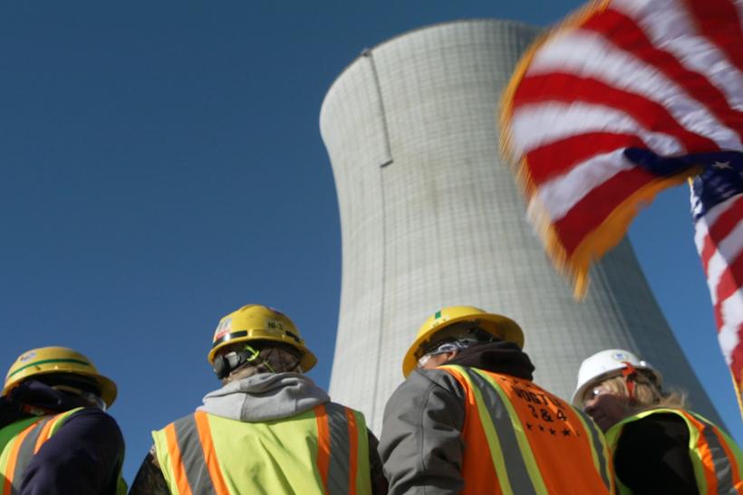 Worker2Vogtle power plant