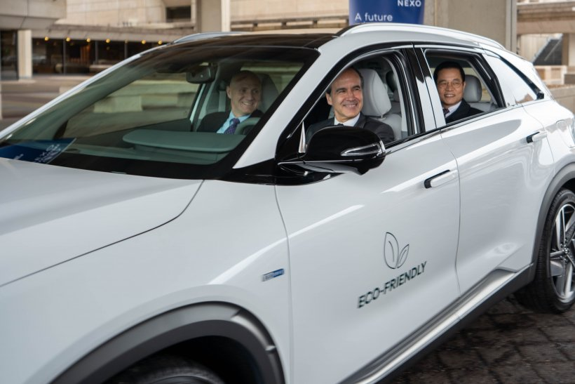 Today, the U.S. Department of Energy (DOE) and Hyundai Motor Company announced a collaboration to assess the current status of hydrogen and fuel cell technologies' performance and address the challenges they face. This effort will foster the independent a