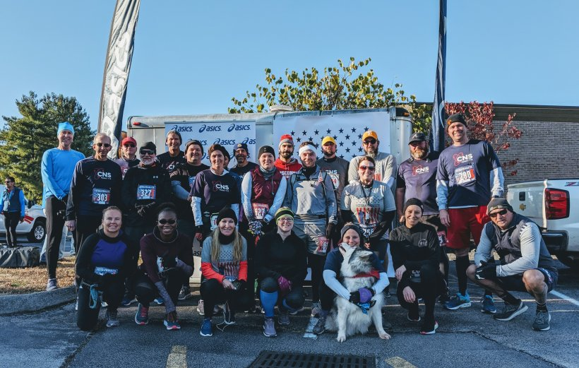 NNSA and Consolidated Nuclear Security employees take part in wellness challenge.