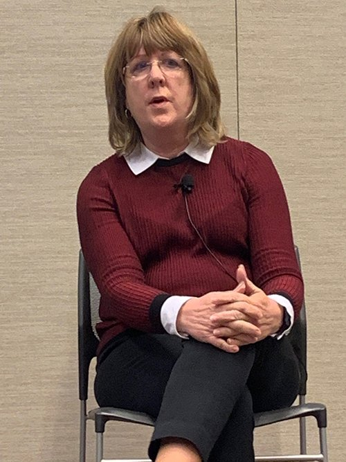 "Betsy Connell, associate principal deputy assistant secretary for regulatory and policy affairs, said the startup of liquid waste facilities may open new opportunities for EM to take cleanup ""to the next level."""