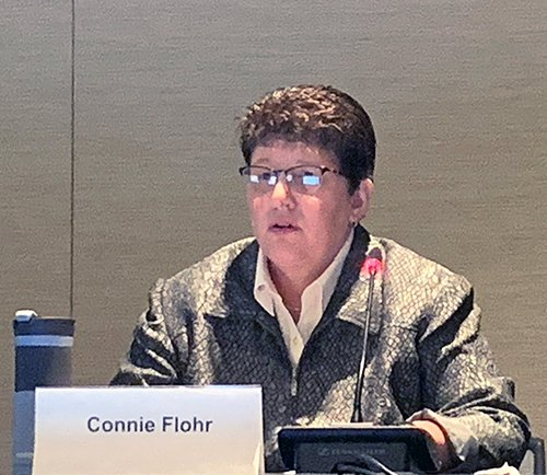 Connie Flohr, manager of the Idaho Cleanup Project.