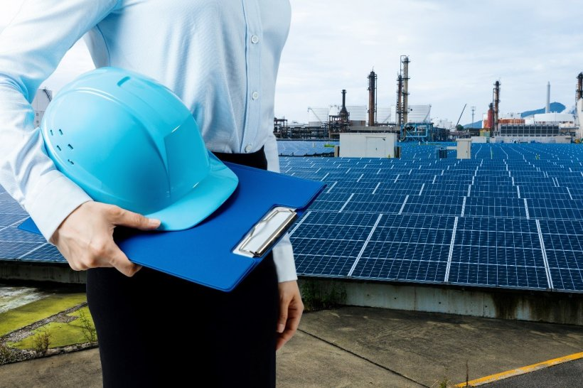 Clean Energy Manufacturing—stock photo by Getty Images 2019