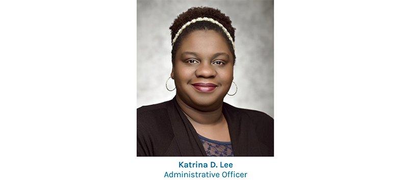 Image of Katrina D. Lee