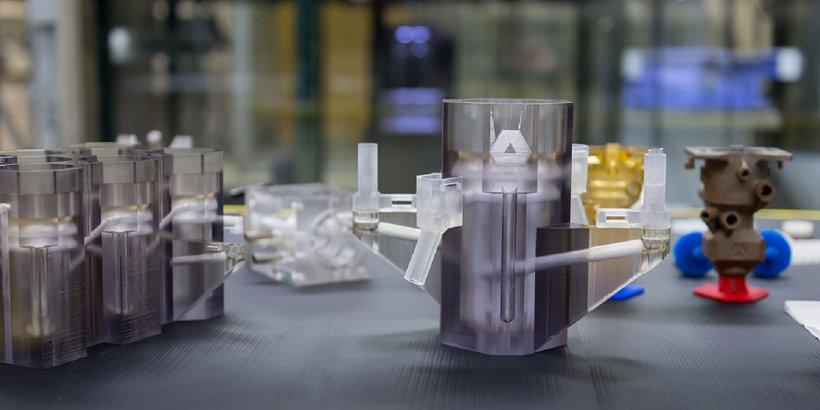 Argonne separation 3D printing