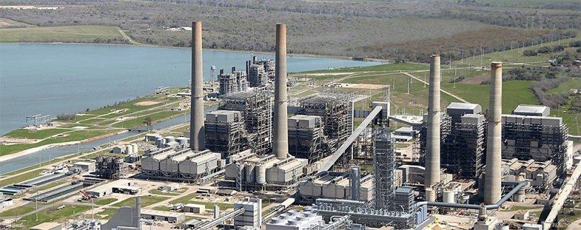 Petra Nova Plant in Texas