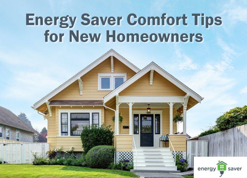 new homeowner energy saver