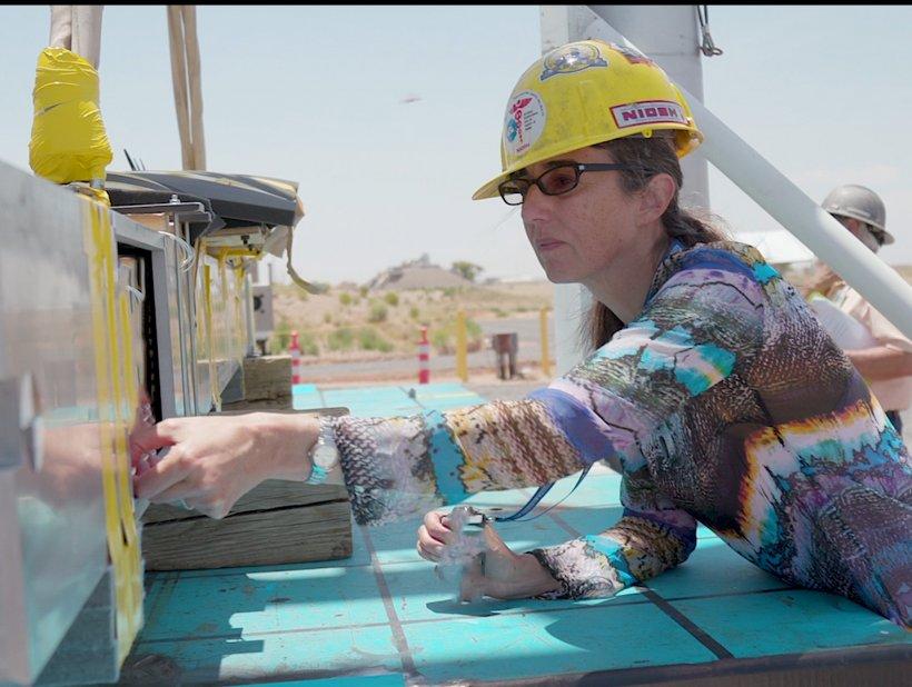 Sylvia Saltzstein works at Sandia National Laboratories.