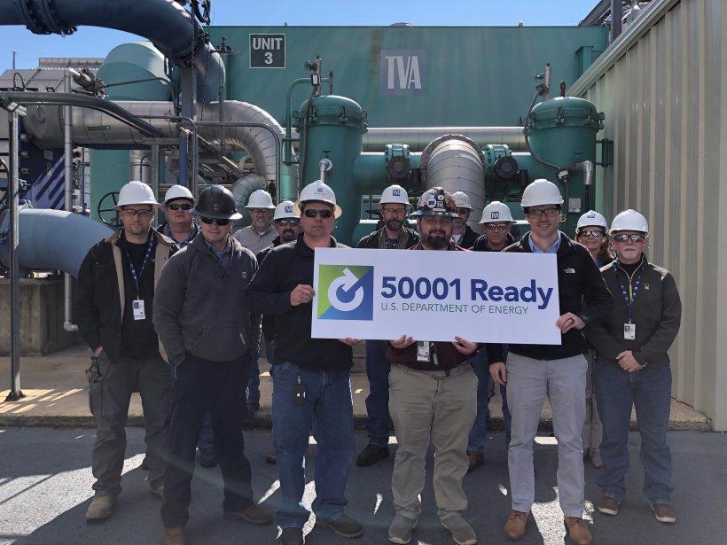 TVA Magnolia Energy Team Members.