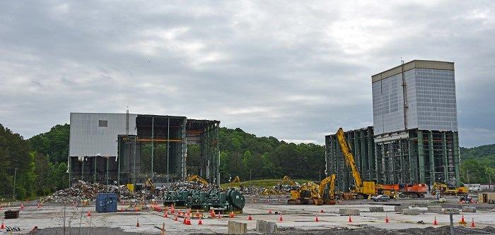 Oak Ridge's Centrifuge Complex