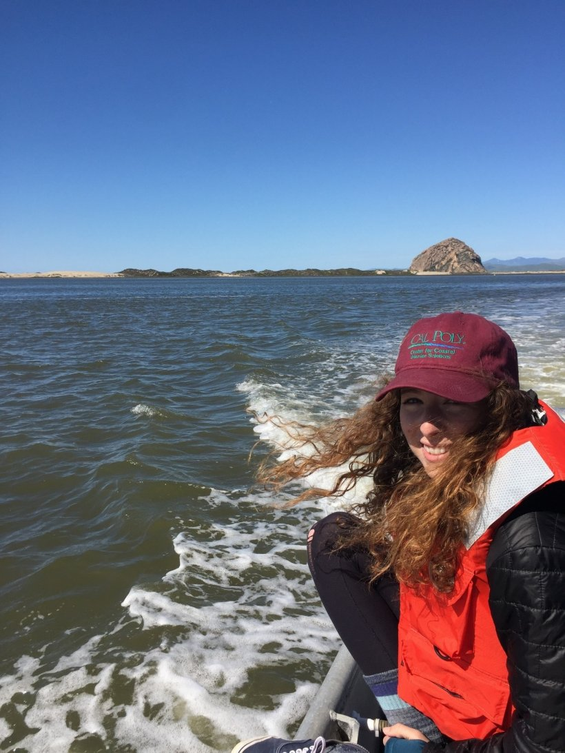 Hayley Farr is a post-bachelor's research associate at Pacific Northwest National Laboratory