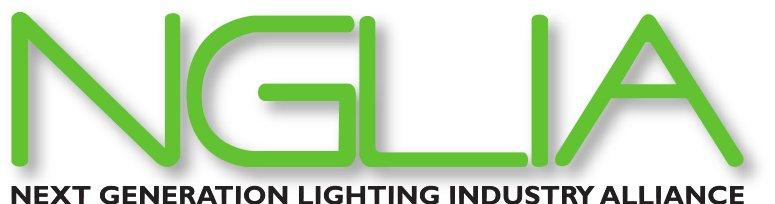 Next Generation Lighting Industry Alliance (NGLIA) logo.
