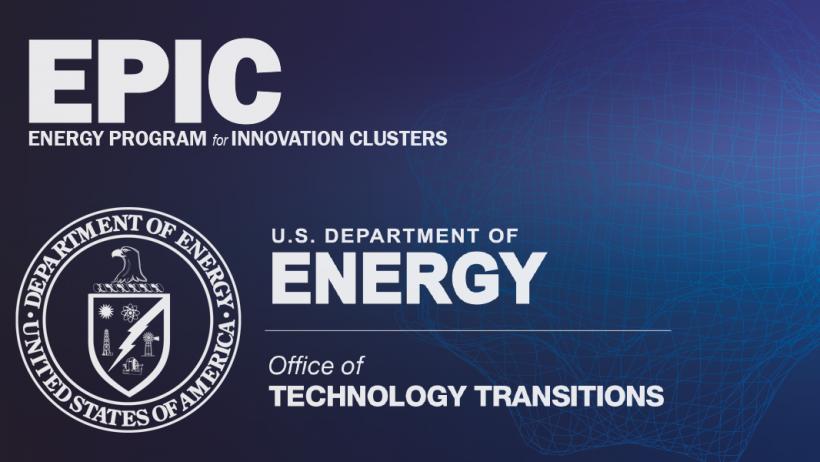 EPIC Incubator Program Logo