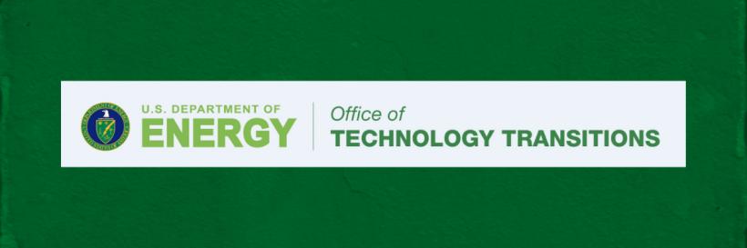 OTT logo banner webpage