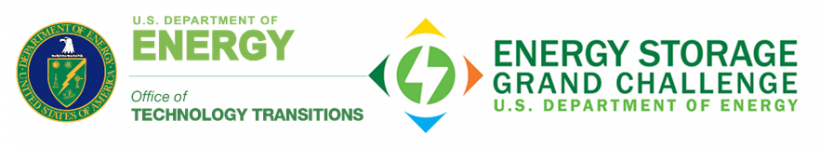 OTT Energy Storage Grand Challenge Logo