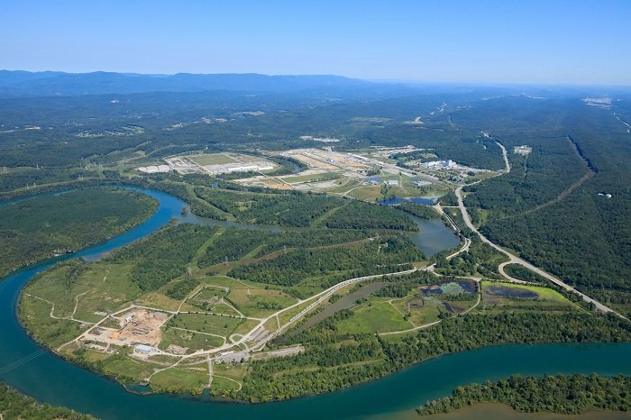 After nearly 15 years of large-scale demolition, EM has cleared away 13 million square feet of aging, contaminated structures at the East Tennessee Technology Park at Oak Ridge.