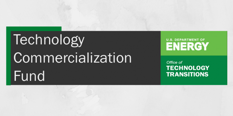 Technology Commercialization Fund OTT Logo