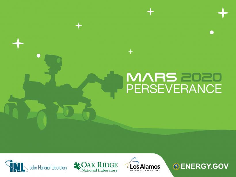 Mars Perseverance Info Graphic