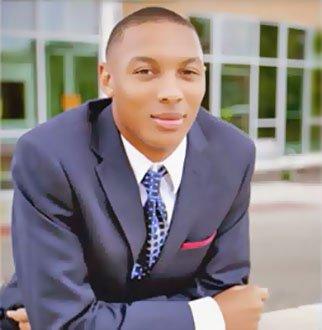 Jahsiah Sanders is double-majoring in computer engineering and computer science at Clark Atlanta University.