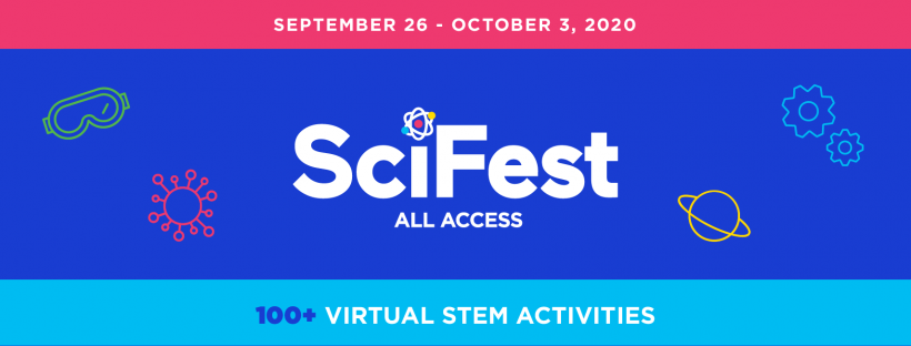 Banner for USA Science & Engineering Festival