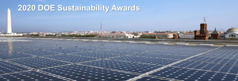 2020 Sustainability Awards