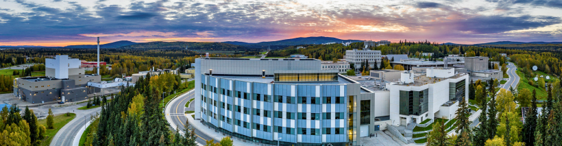 The Arctic Energy Office is located on the University of Alaska Fairbanks campus.