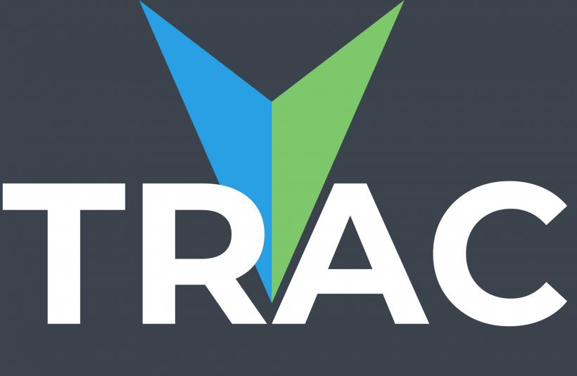 Tracking Restoration and Closure (TRAC) logo
