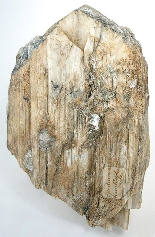 Spodumene mineral source of lithium