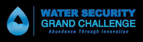 Water Security Grand Challenge - Abundance Through Innovation
