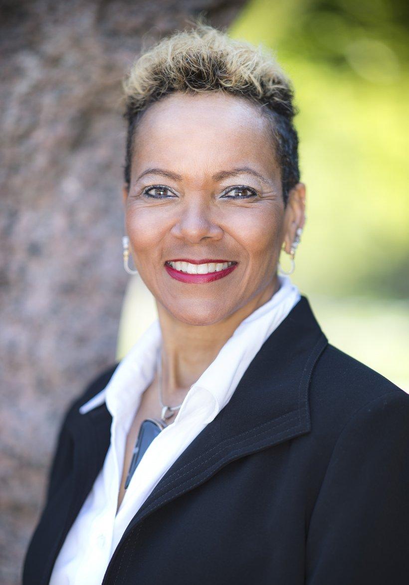 Patricia Clark SETO Portrait