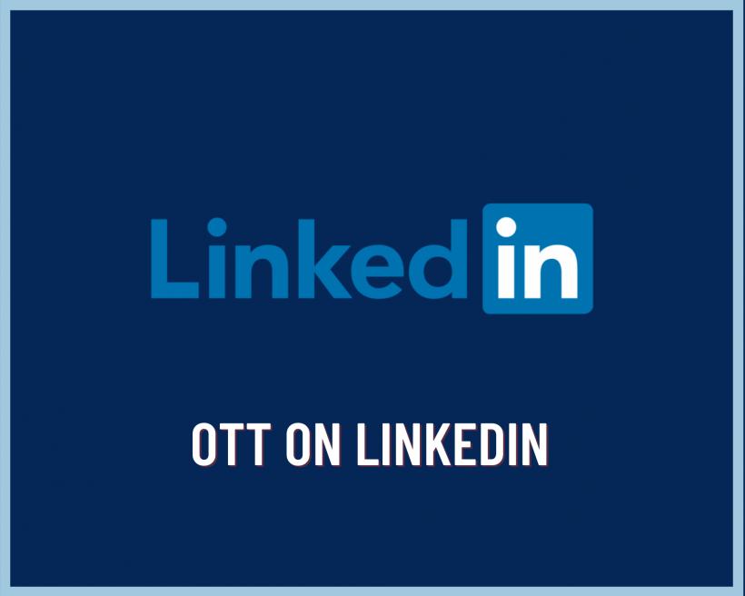 OTT LinkedIn Logo Blue