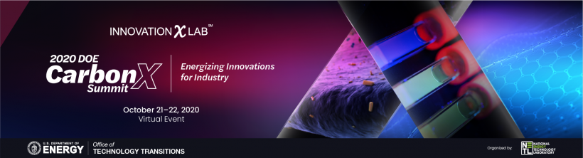InnovationXLab CarbonX Logo