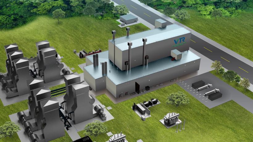 Versatile Test Reactor Facility