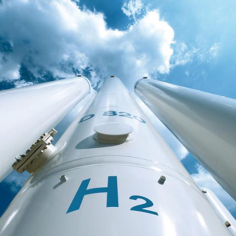 Hydrogen pipeline infrastructure