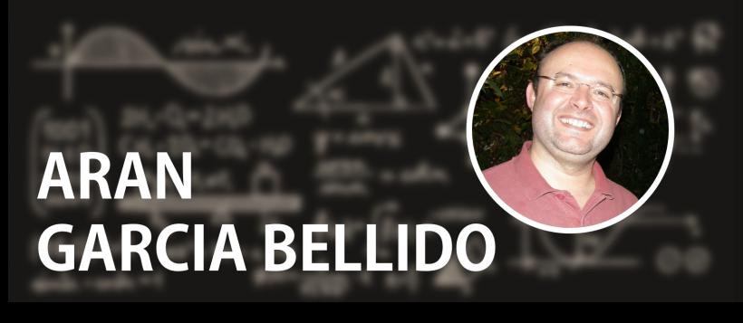 Arán Garcia-Bellido: Then and Now / 2011 Early Career Award Winner