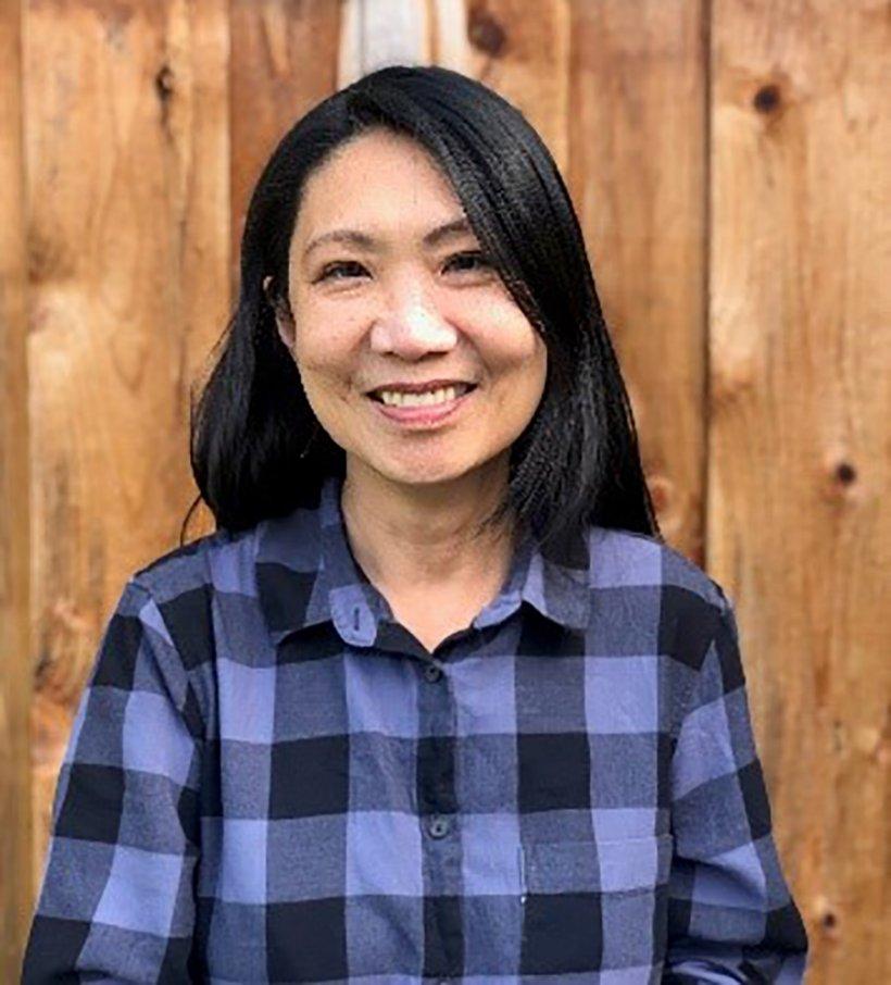 Trang Ha of NNSA's Livermore Field Office.