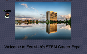Join high school students and Fermilab staff at the STEM Career Expo April 21.