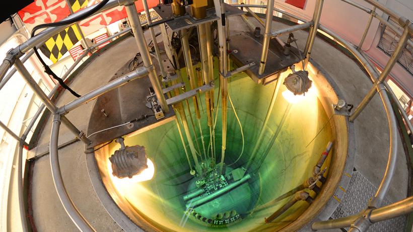 Maryland University Training Reactor