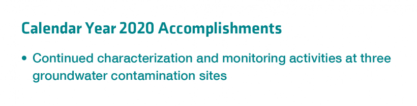 Sandia National Lab Calendar Year 2020 Accomplishments