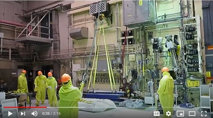 Check out this video to learn more about new safety protocols as work on the Hanford Site's 324 Building resumes.