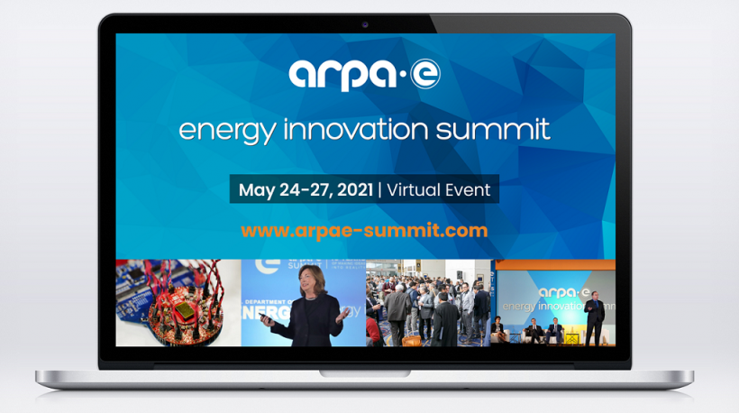 ARPA-E Summit 2021 registration infographic