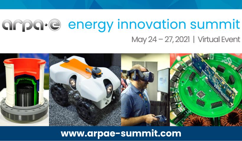 ARPA-E Summit 2021 technology showcase