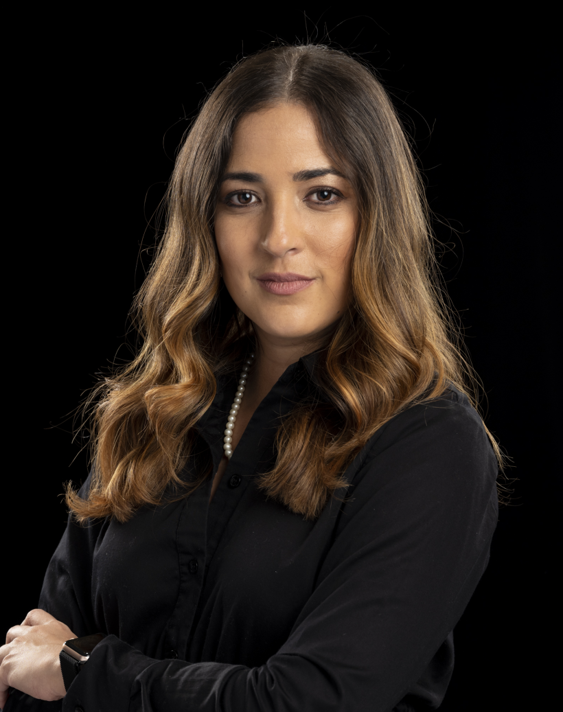 Marissa Morales-Rodriguez SETO Portrait