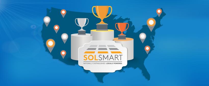 SolSmart Funding Program graphic