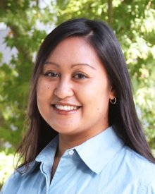Jeene Villanueva leads a team of ten software developers at DOE's Lawrence Livermore National Laboratory.